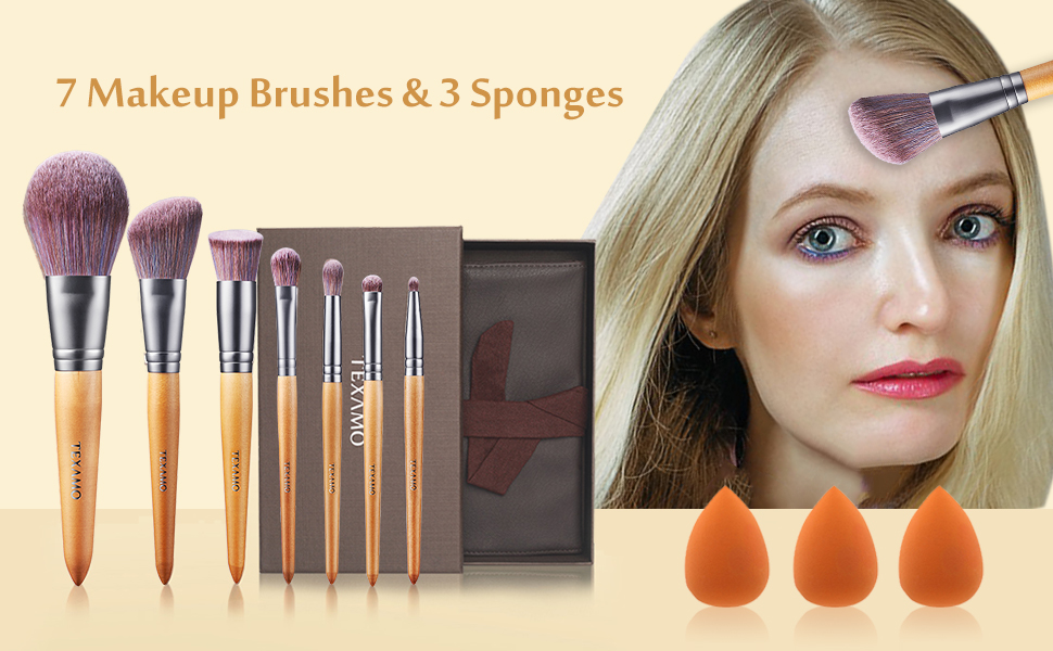 PRO makeup brush1