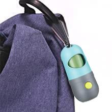 dog walking bag poop dispenser for leash dog walking accessories big dog poop bags begs for dog