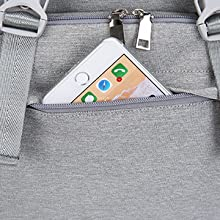 Diaper bag backpack for mom dad