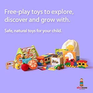 shumee wooden toys
