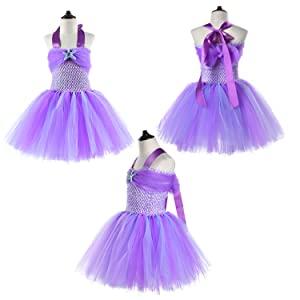 mermaid girls dresses