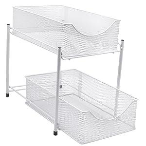 drawer organizer baskets
