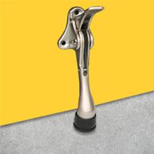 door stopper wall protector, draft stopper sliding door, magnetic clip-on door draft stopper
