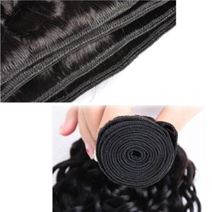 100% unprocessed human hair bundles