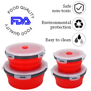 food quality food container