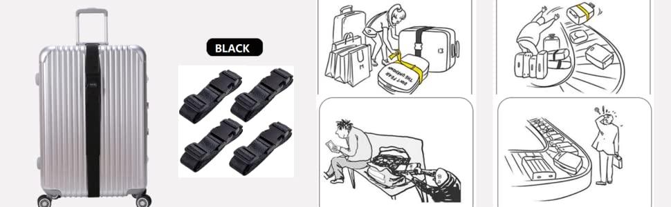 suitcase belt