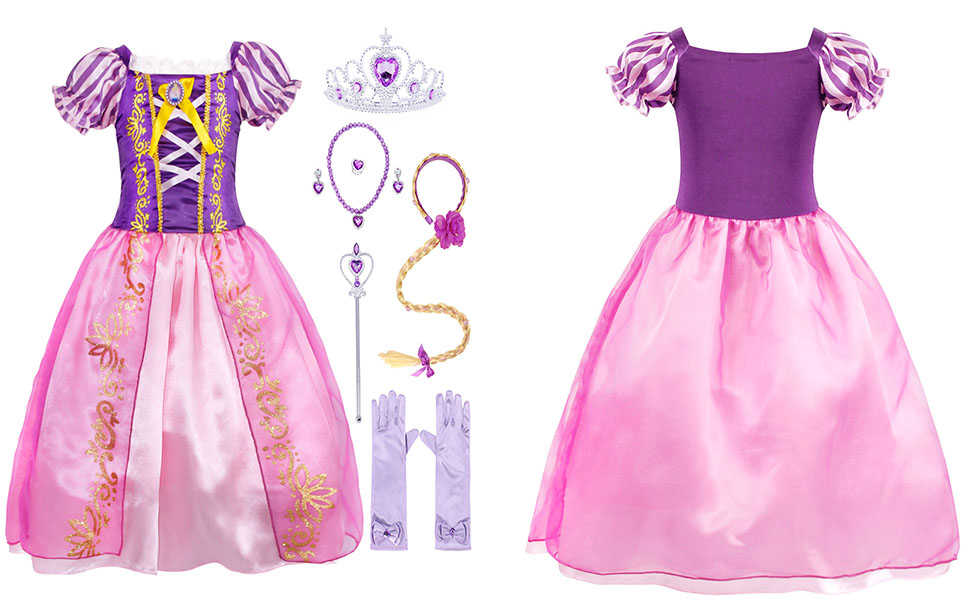 princess dress up costume headband jewelry accessories HG018+P002