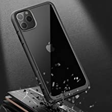 Supcase Unicorn Beetle Style Slim Clear Case for iPhone 11 Pro Max 6.5 2019