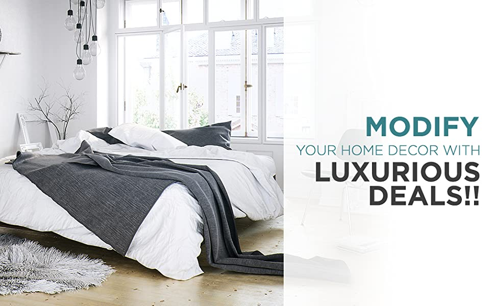 Our luxury mélange sheets are here to make your nights more restful and calming. Briarwood-Home