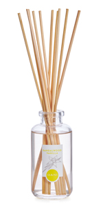 reed diffusor, scented, aromatherapy, essential oil, natural, non toxic, glass, bottle, nest, oil