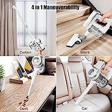 4 in 1 Max Maneuverability