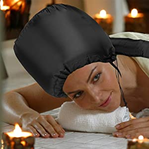 Bonnet Hooded Dryer