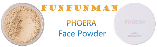 Funfunman Phoera face powder