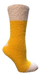 Fuzzy Crew Socks