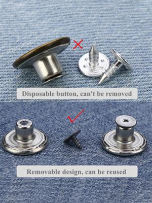 Removable Button
