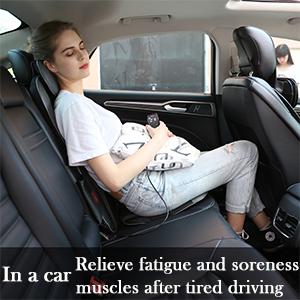 back massager for car