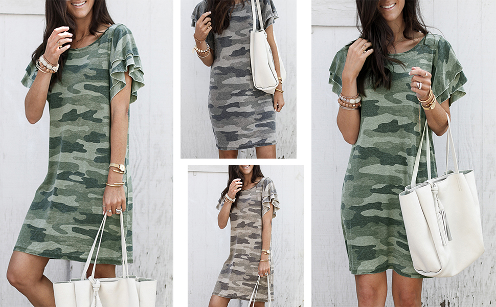 causal dresses for women