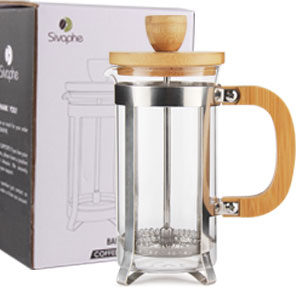 SMALL FRENCH COFFEE PRESS