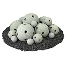 ceramic hollow fire balls
