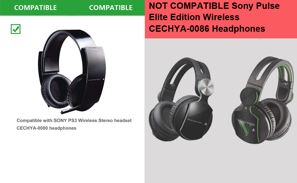 COMPATIBLE HEADPHONE