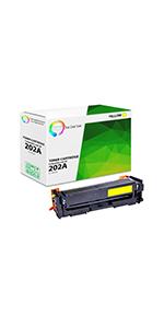 Compatible HP 202A Toner