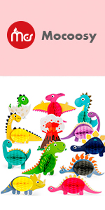 dinosaur centerpiecs