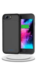 iphone 7 plus charging case iphone 8 plus charging case iphone 6s plus battery case slim battery cas