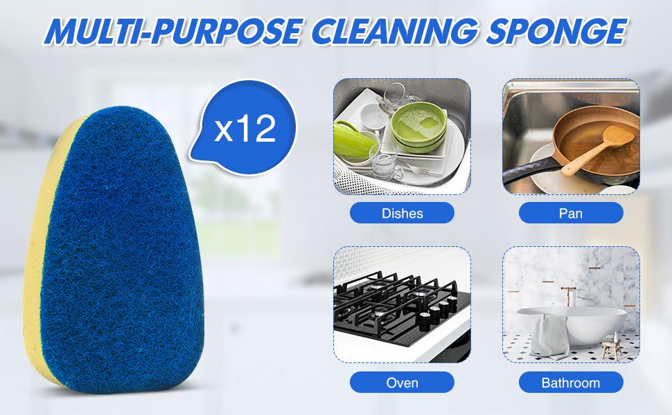 Heavy Duty Dish Sponge