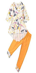 floral tunic set