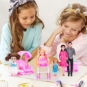 UCanaan doll set
