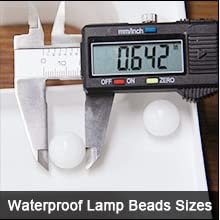 Waterproof and Durable Beads