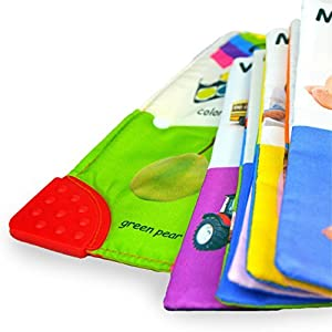 my first book to know the world cloth book fabric book quiet book learning toy