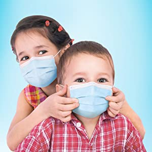 kids face masks macarias tapaboca para niños