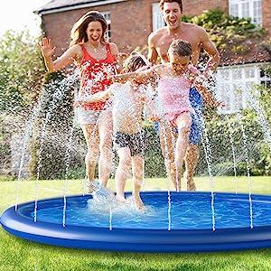 Sprinkler Pad for Kids