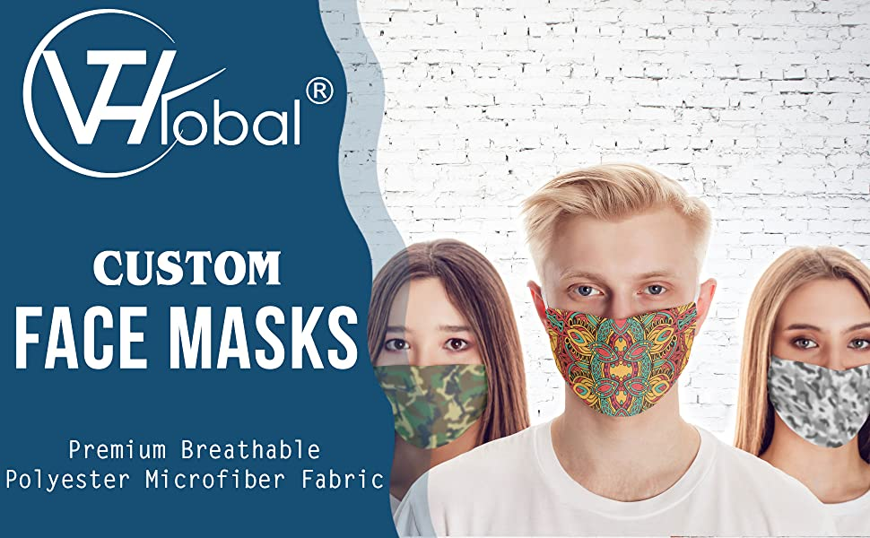 Custom Face Mask VTH Global