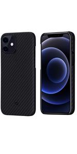 Magnetic iPhone 12 mini Aramid Fiber Case