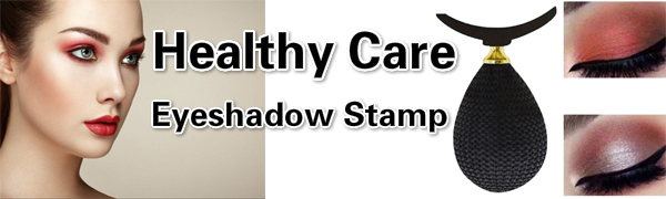 healthy care eyeshadow stamp crease