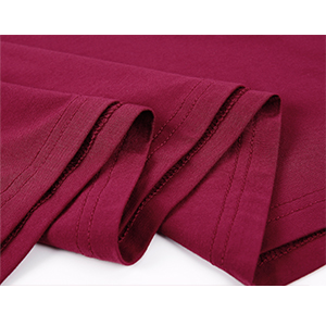 Superfine high elastic bamboo fabric