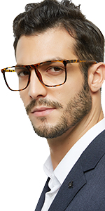 unique reading glasses men