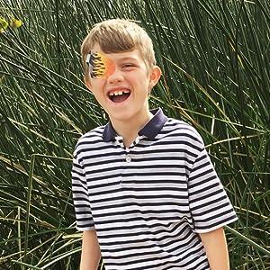 Ortopad kids eye patches
