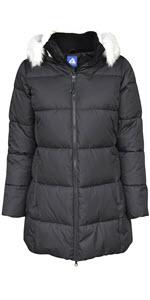 snow country outerwear womens plus size 1x 2x 3x 4x 5x 6x curvy ladies jacket coat ski fur