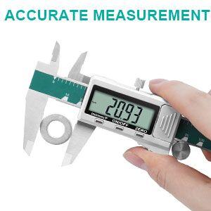 accurate measurment