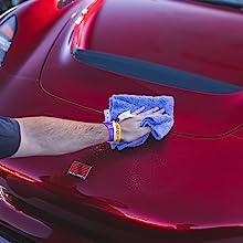 Eagle Edgeless Microfiber Towel Auto Detailing The Rag Company