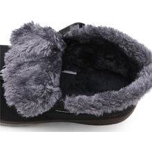 warm fur lining
