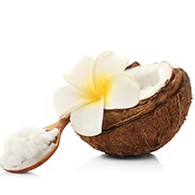 cocoa butter from coconut and its skin qualities soothing healing softening regenerating