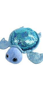 sequin turtle