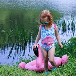 toddler swimsuit one piece girl