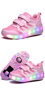 Pink shoes 686
