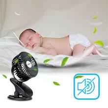 baby stroller fan