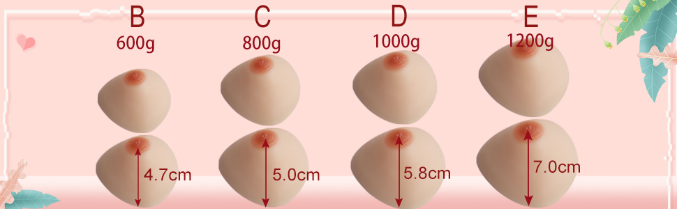 breast forms for crossdressers